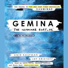 Gemina Audiobook, by Amie Kaufman, Jay Kristoff