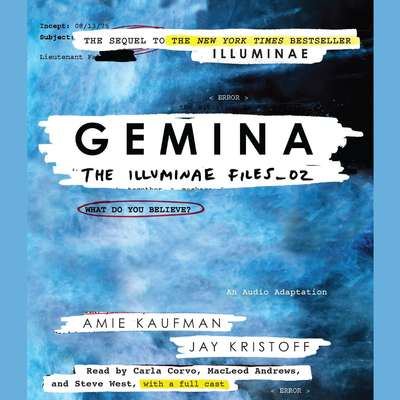 Gemina Audiobook, by Amie Kaufman
