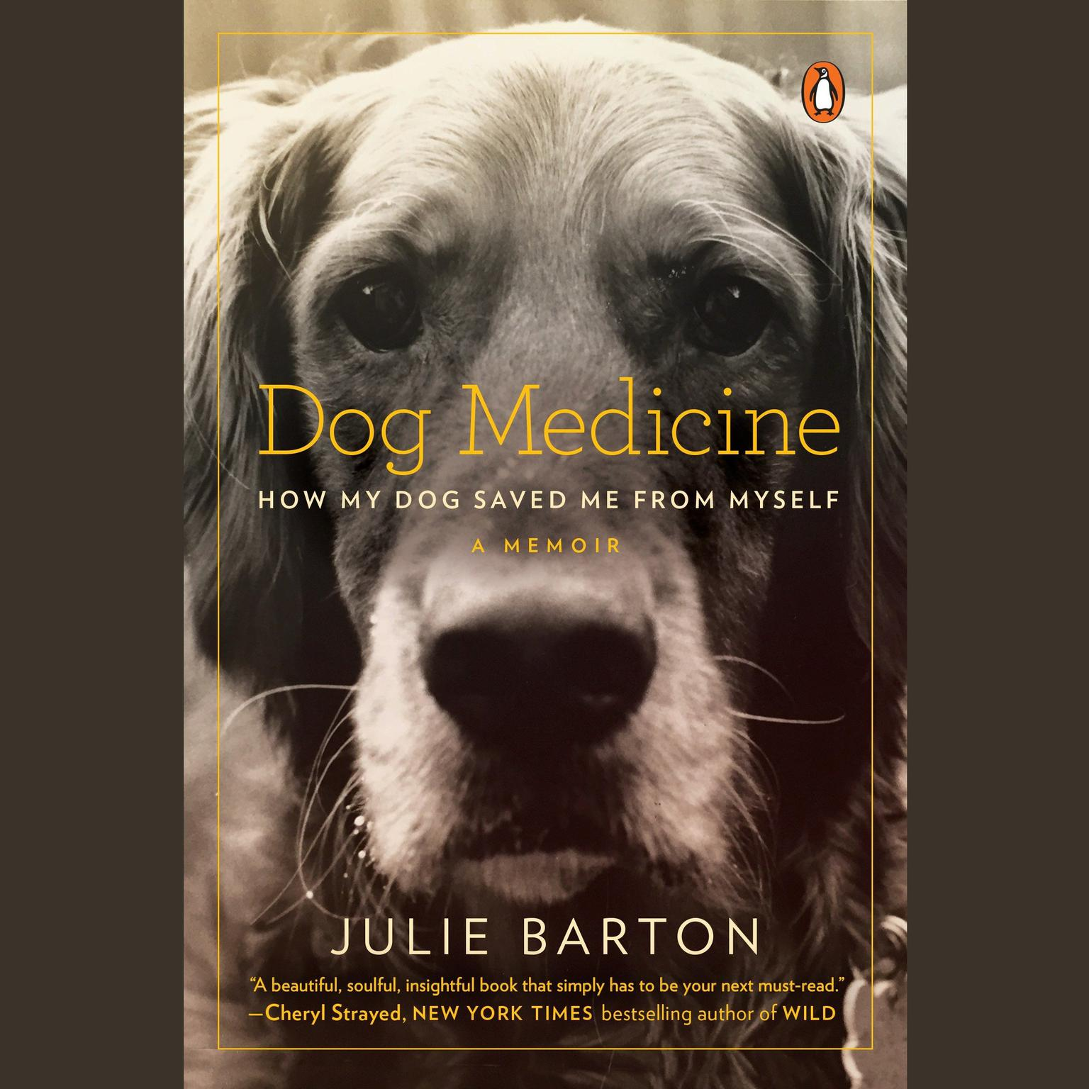 Printable Dog Medicine: How My Dog Saved Me from Myself Audiobook Cover Art