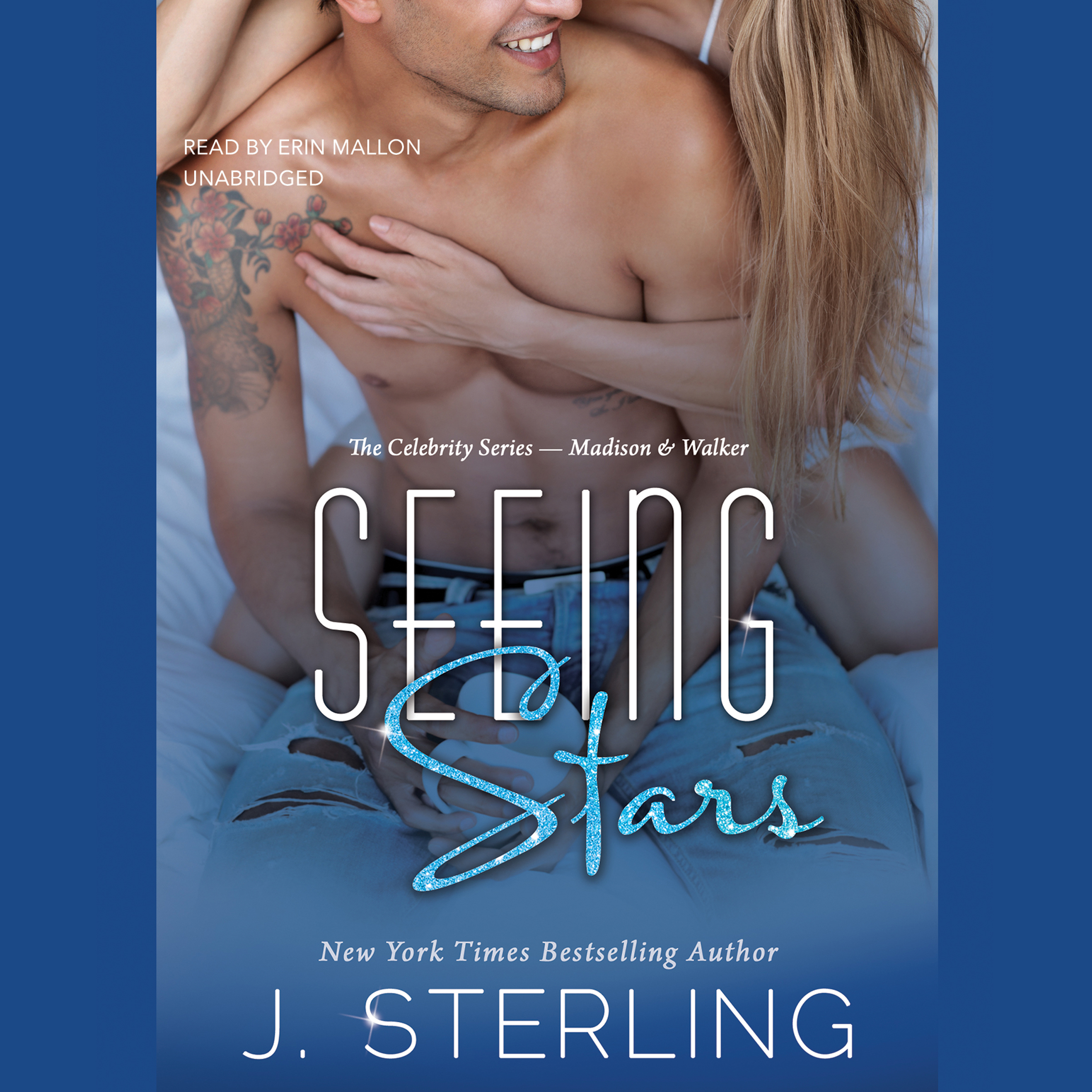 Printable Seeing Stars Audiobook Cover Art