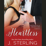 Heartless Audiobook, by J. Sterling