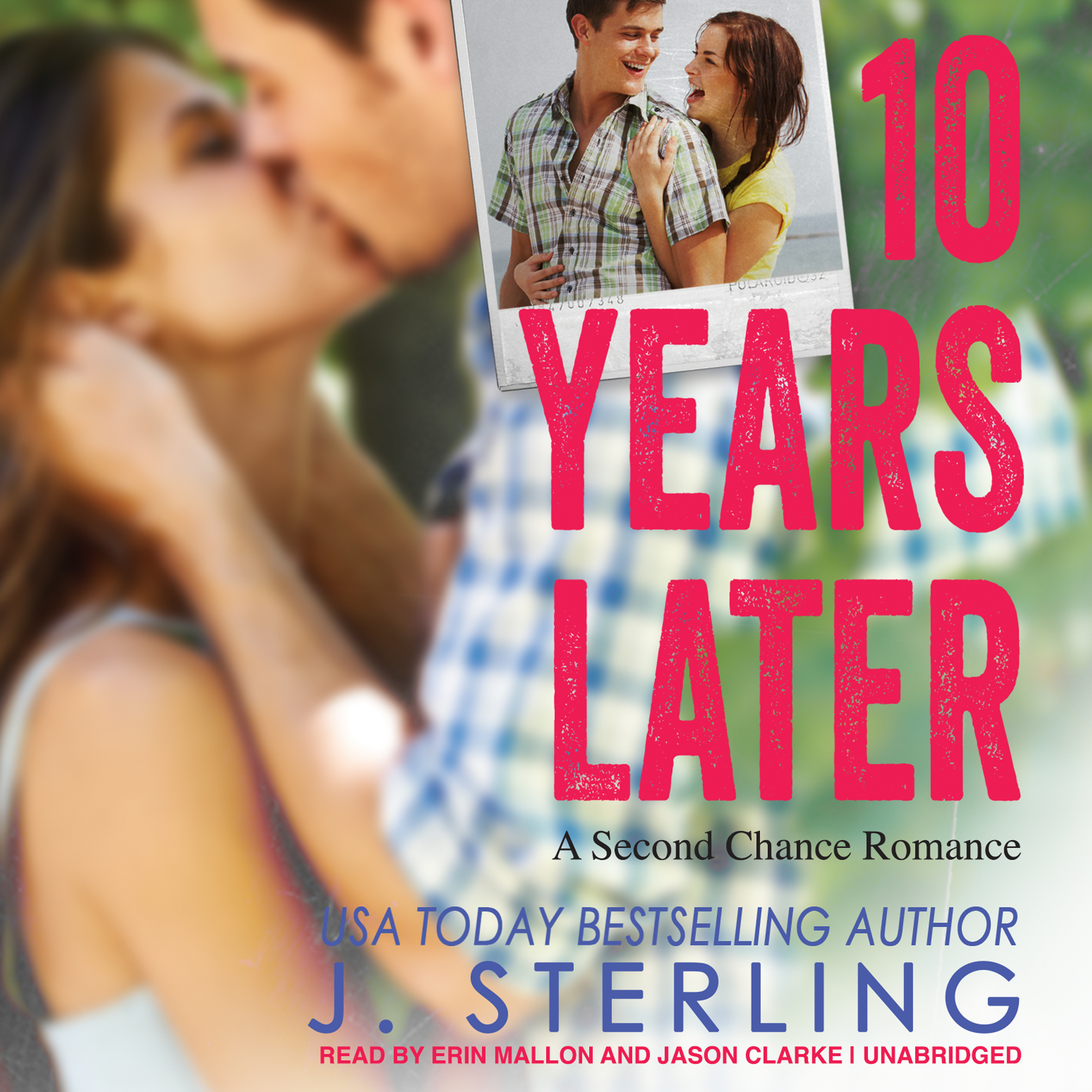 Printable 10 Years Later Audiobook Cover Art