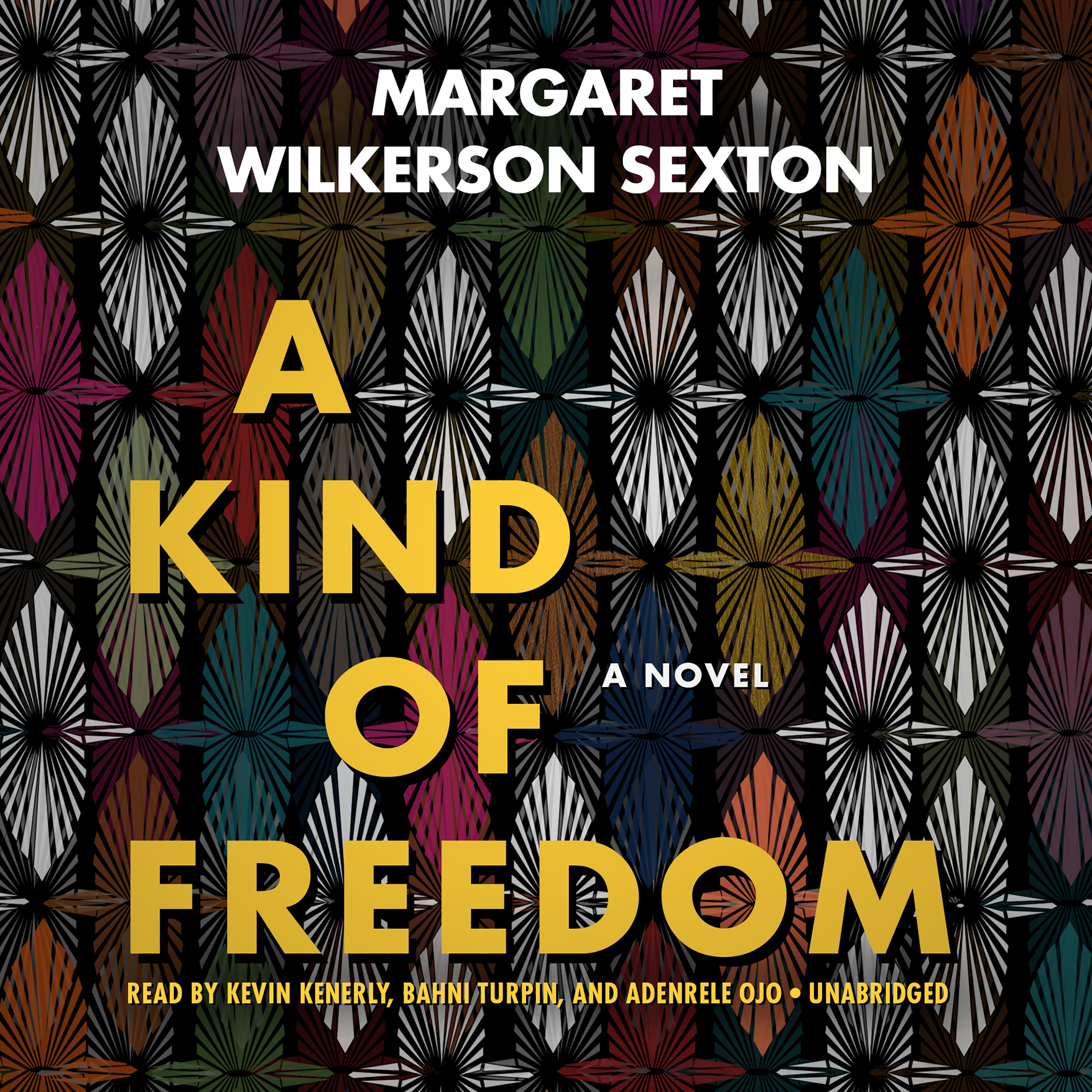 Printable A Kind of Freedom Audiobook Cover Art