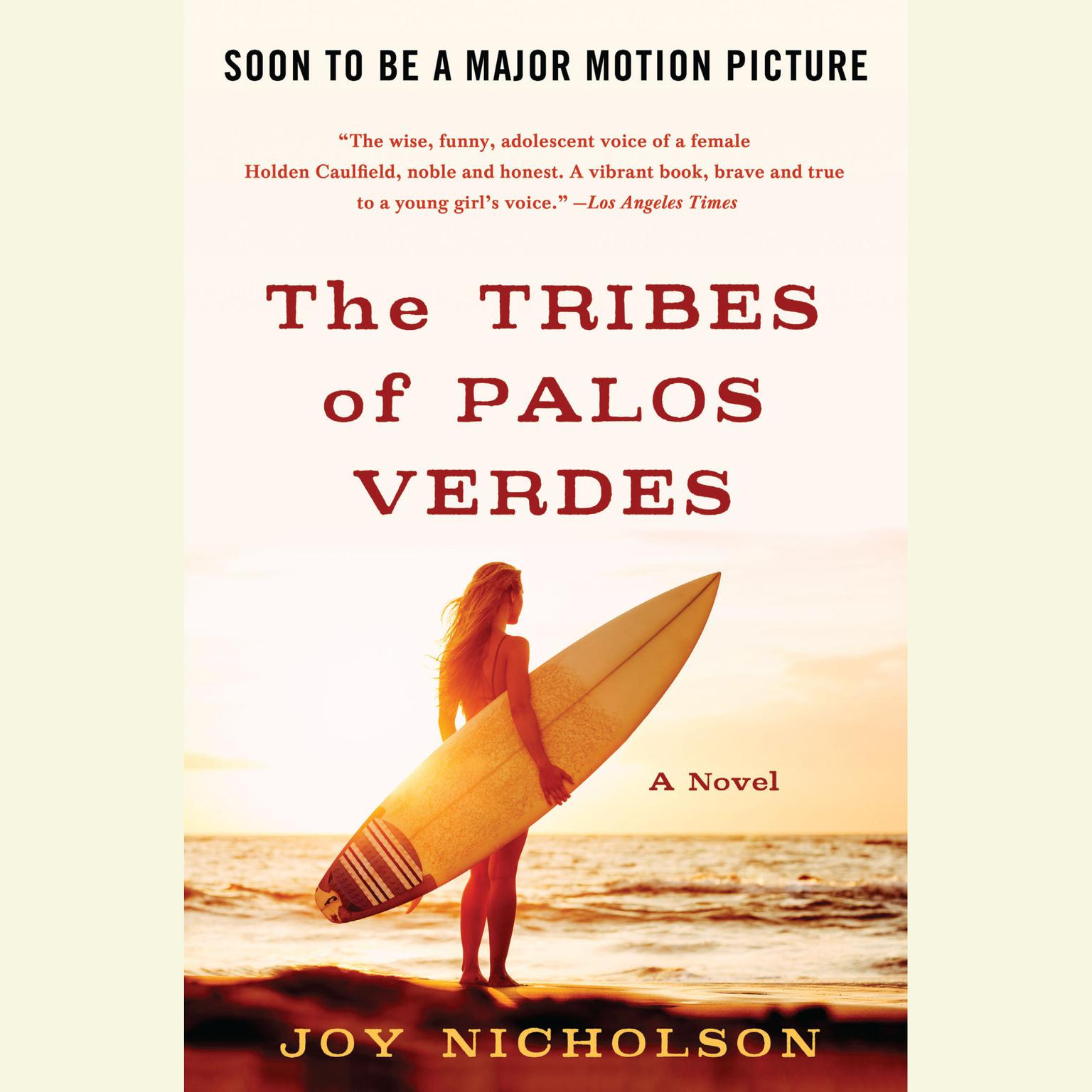 Printable The Tribes of Palos Verdes Audiobook Cover Art
