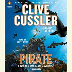 Pirate Audiobook, by Clive Cussler, Robin Burcell
