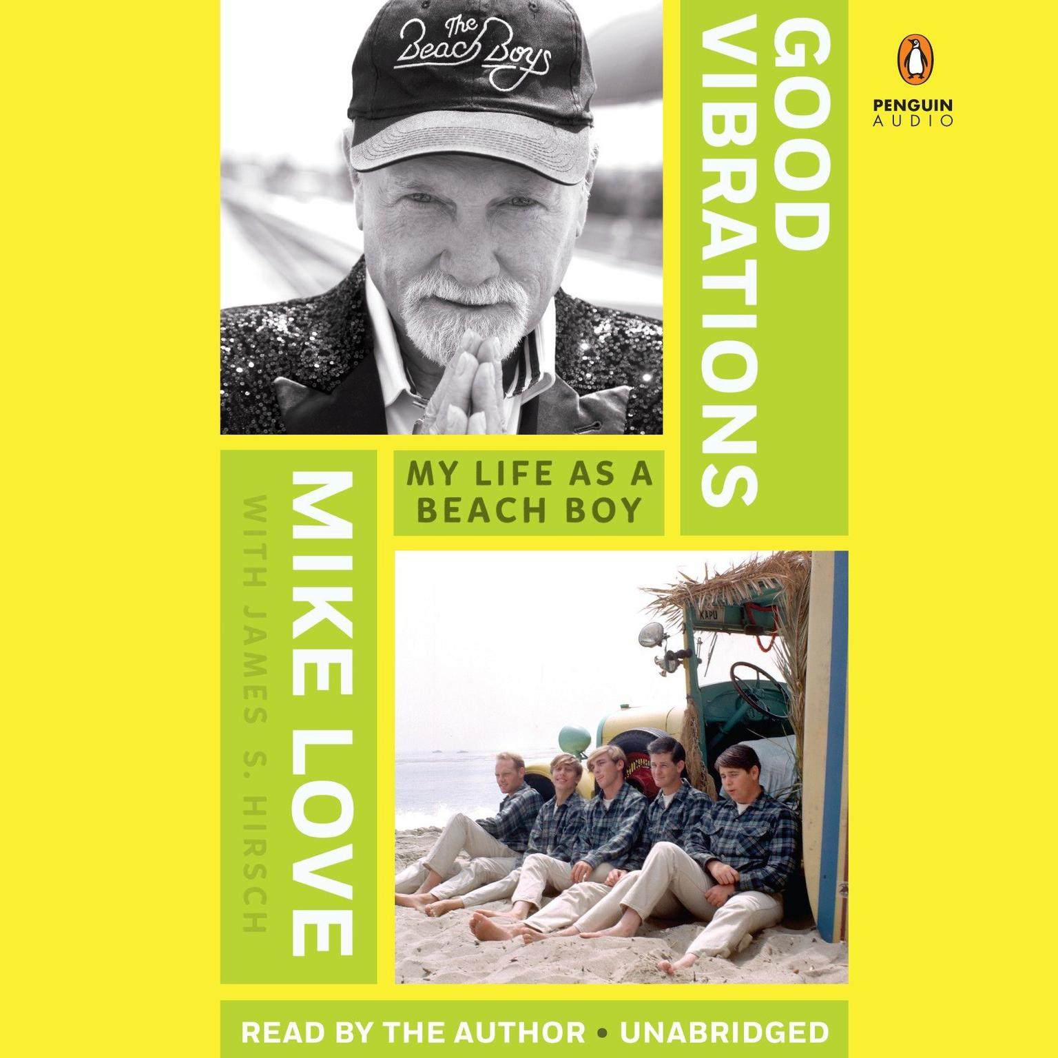 Printable Good Vibrations: My Life as a Beach Boy Audiobook Cover Art