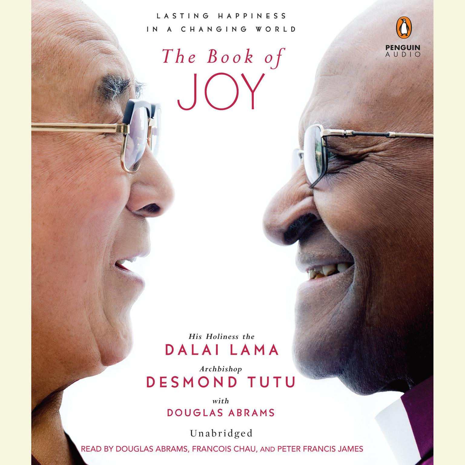 Printable The Book of Joy: Lasting Happiness in a Changing World Audiobook Cover Art