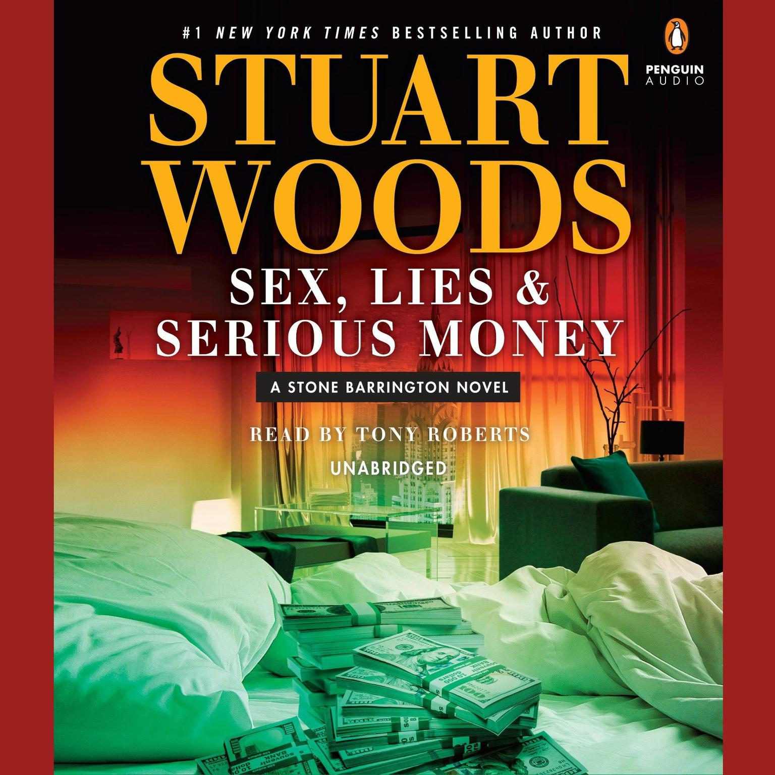 Printable Sex, Lies & Serious Money Audiobook Cover Art