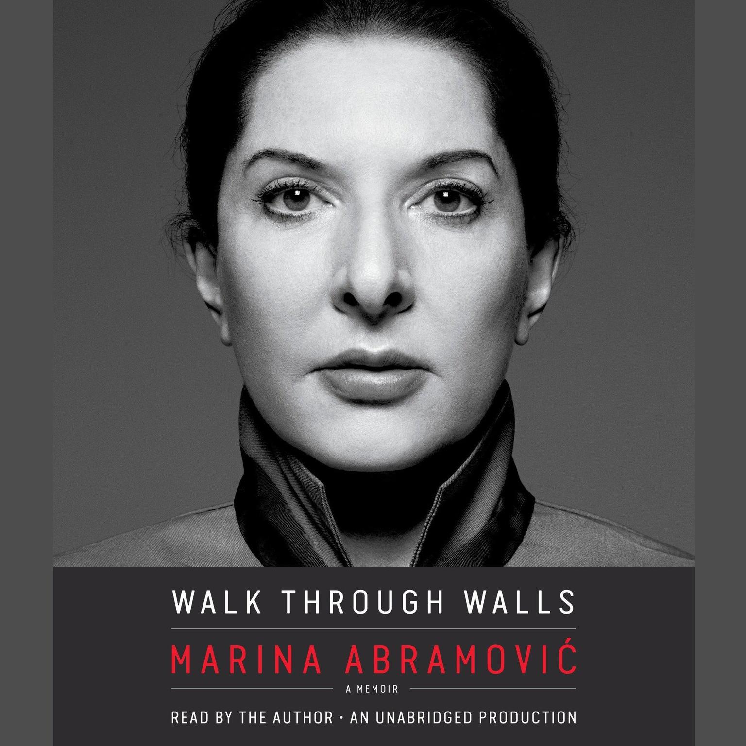 Printable Walk Through Walls: A Memoir Audiobook Cover Art