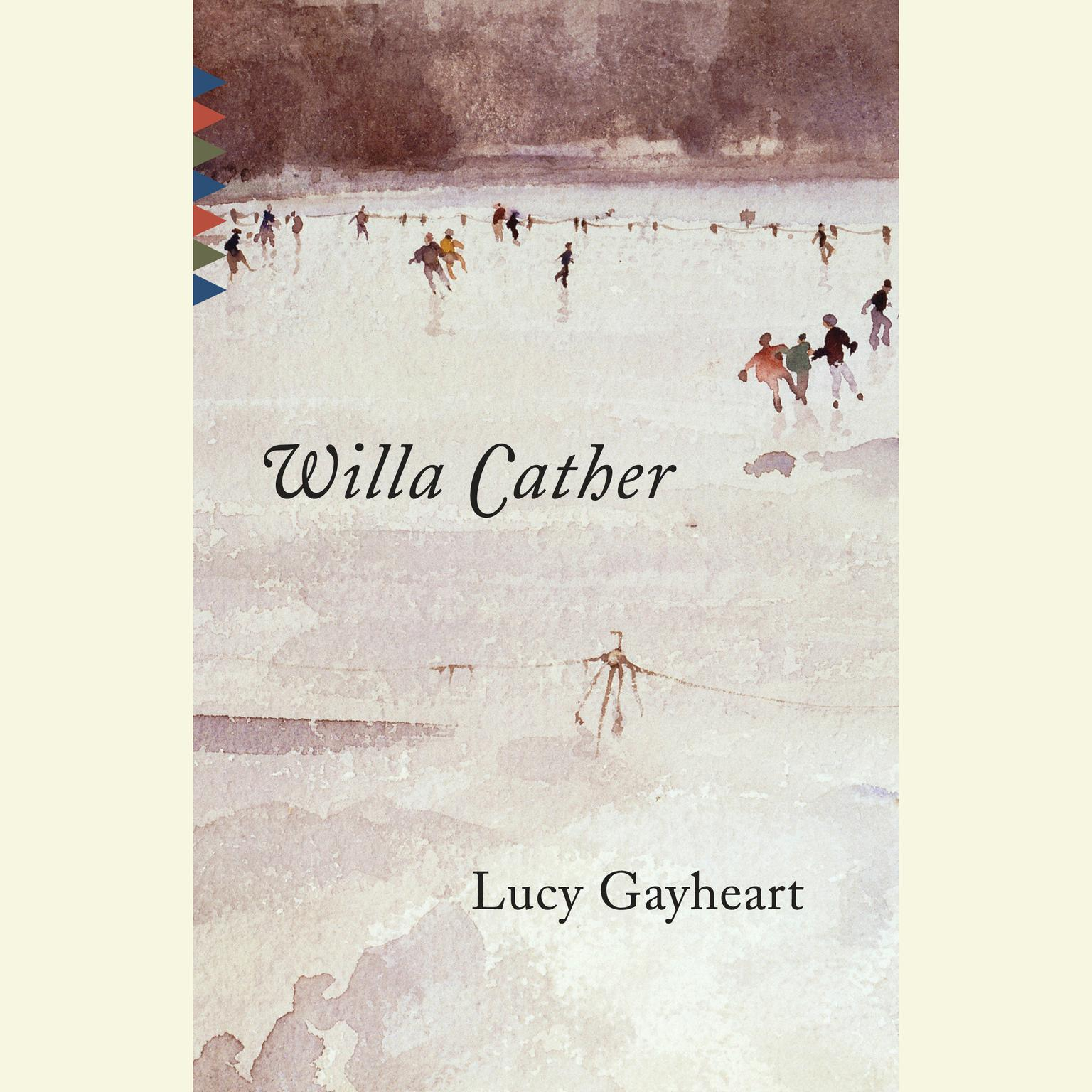 Printable Lucy Gayheart Audiobook Cover Art