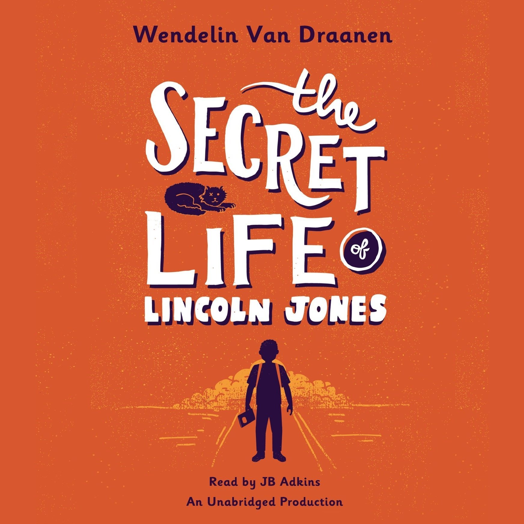 Printable The Secret Life of Lincoln Jones Audiobook Cover Art