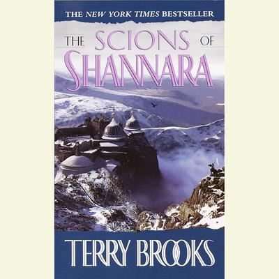 The Scions of Shannara Audiobook, by Terry Brooks
