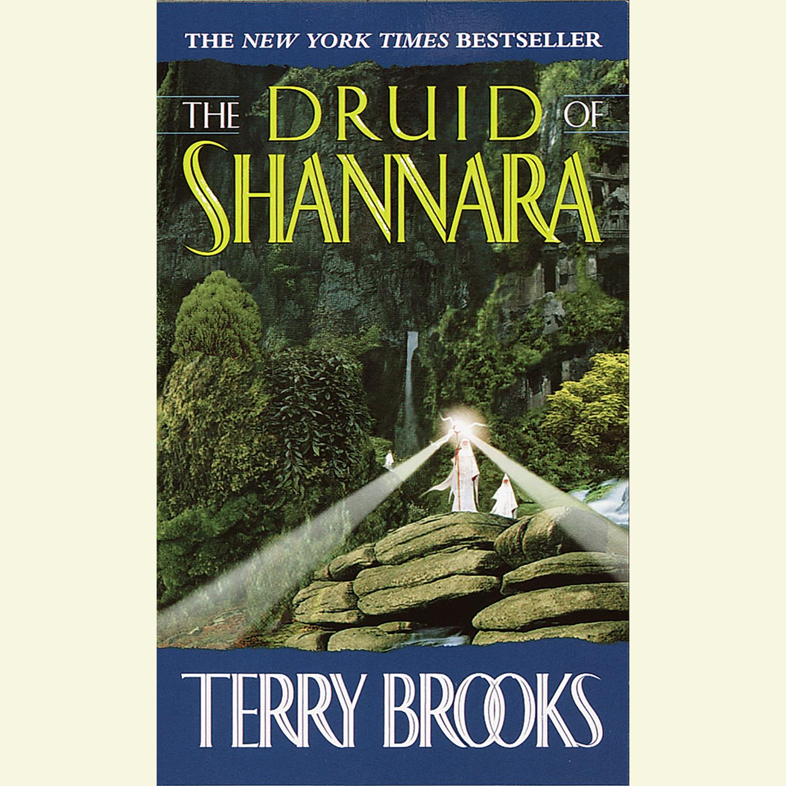 Printable The Druid of Shannara Audiobook Cover Art