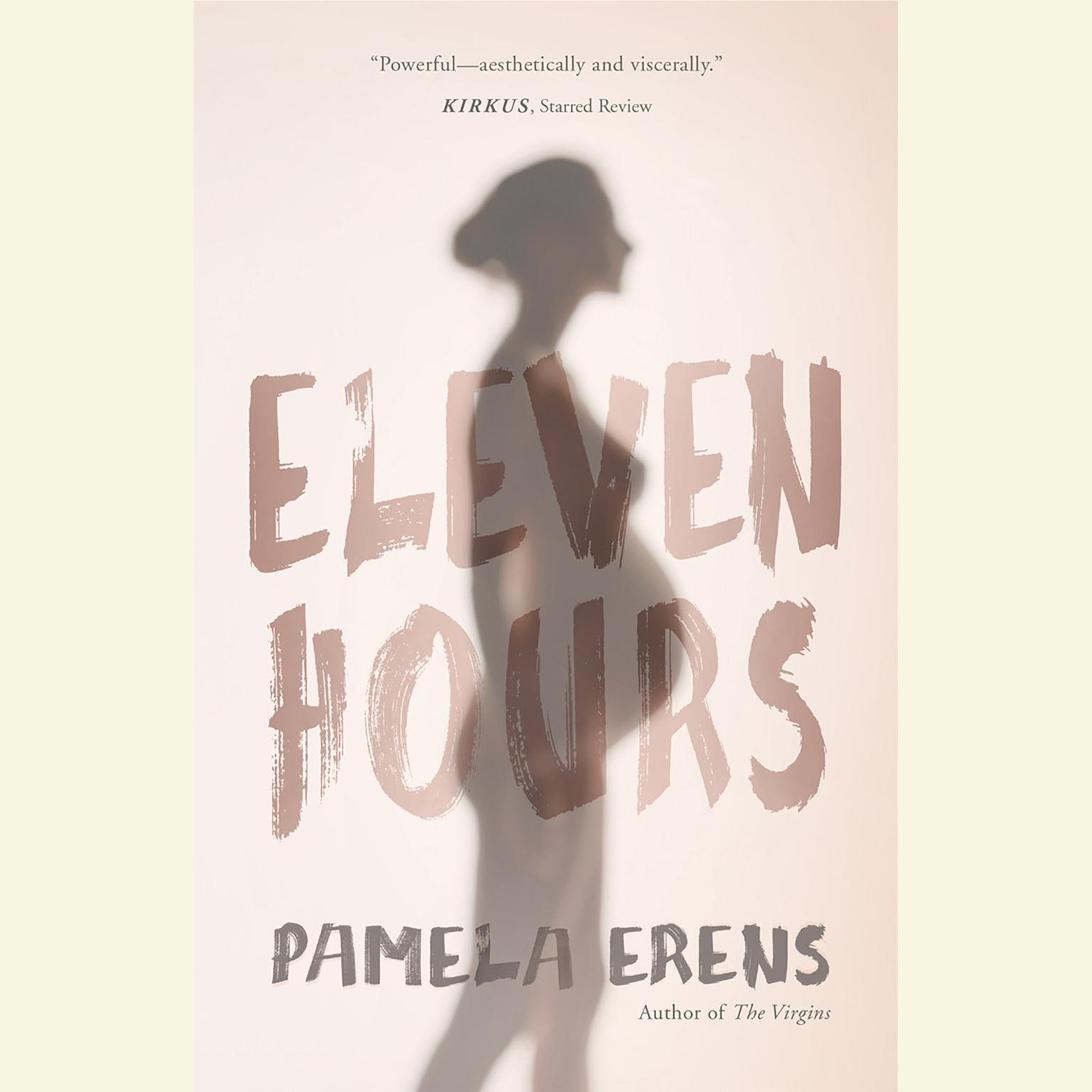 Printable Eleven Hours Audiobook Cover Art