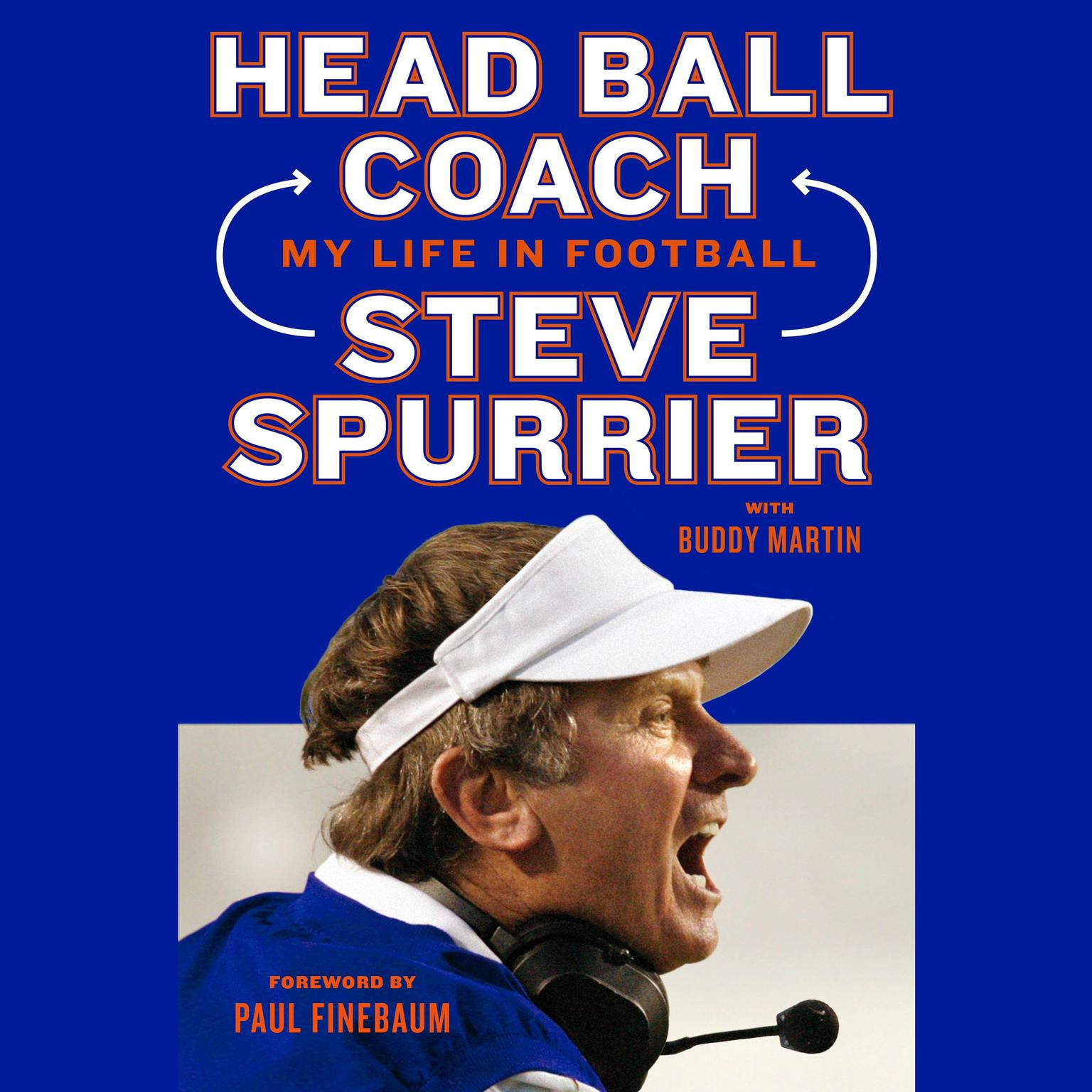 Printable Head Ball Coach: My Life in Football, Doing It Differently--and Winning Audiobook Cover Art