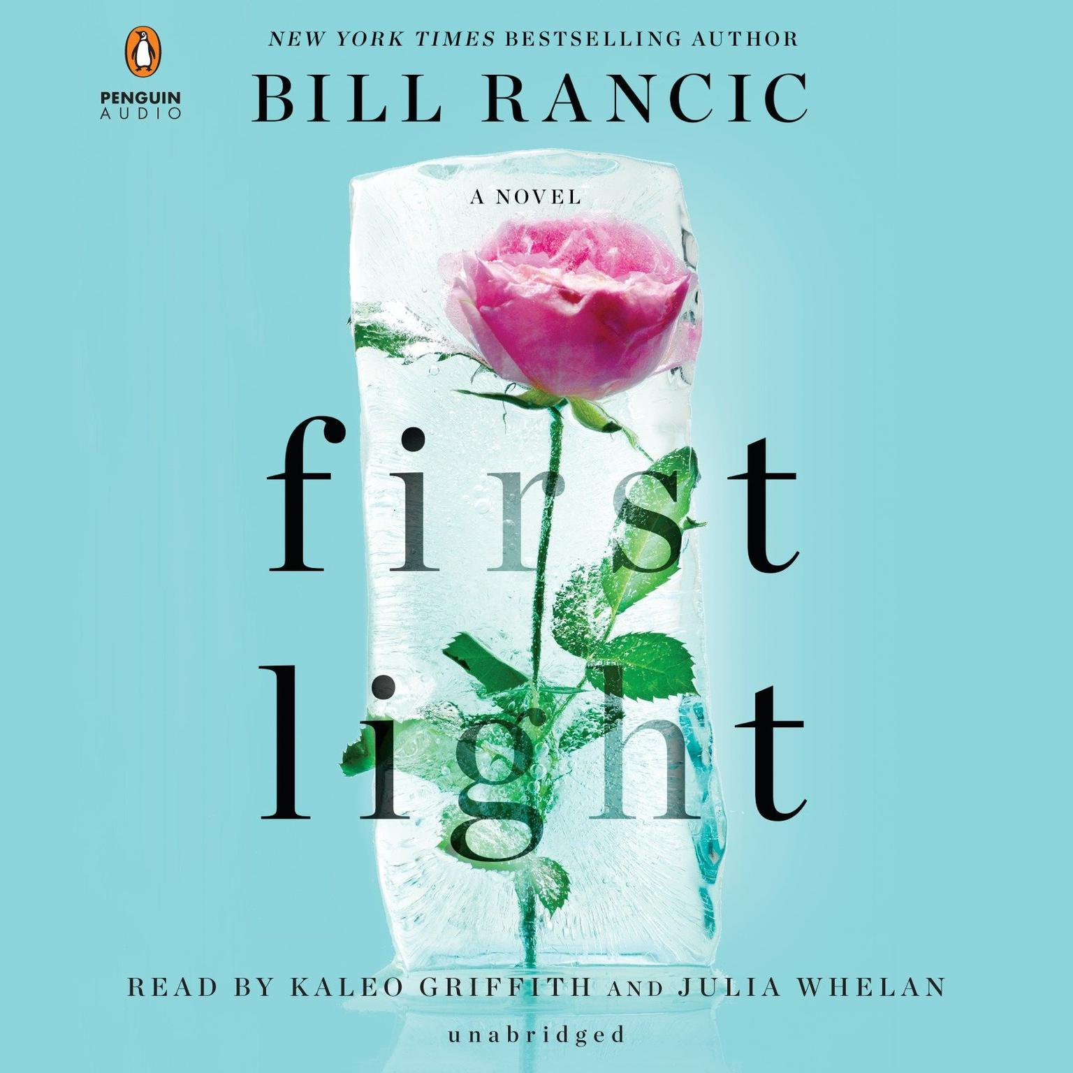 Printable First Light Audiobook Cover Art