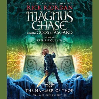 The Hammer of Thor Audiobook, by Rick Riordan