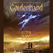 Goldenhand Audiobook, by Garth Nix