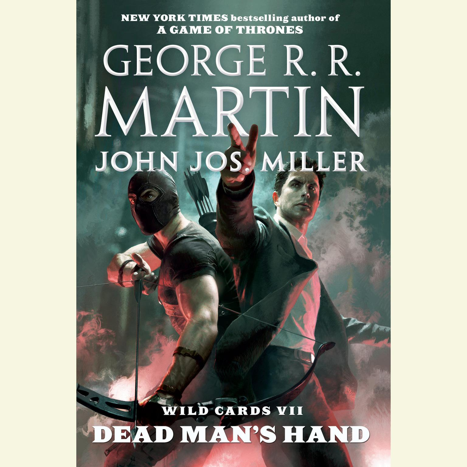 Printable Wild Cards VII: Dead Man's Hand Audiobook Cover Art