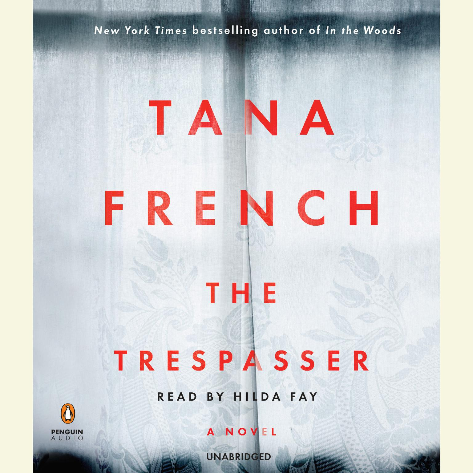 Printable The Trespasser: A Novel Audiobook Cover Art