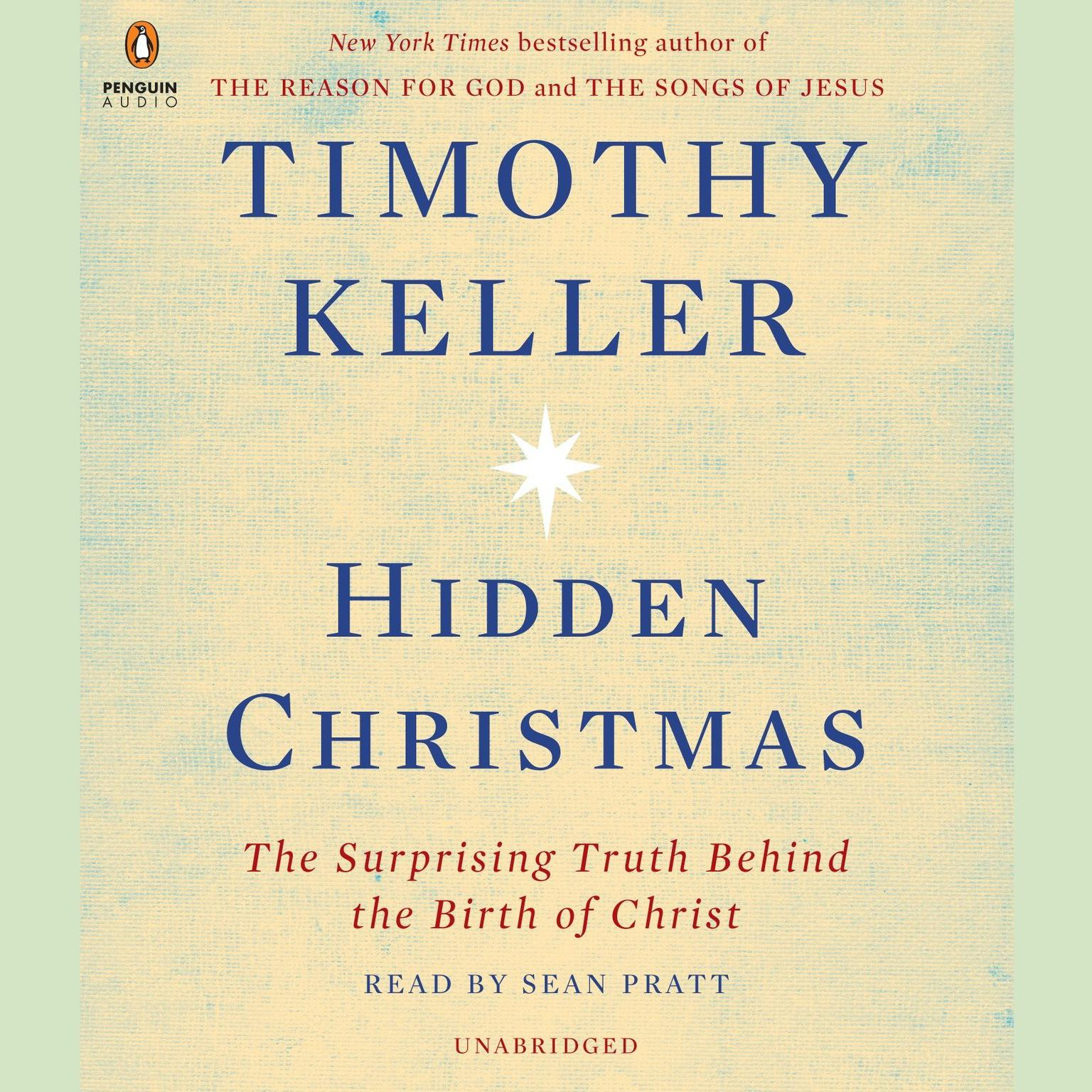 Printable Hidden Christmas: The Surprising Truth Behind the Birth of Christ Audiobook Cover Art