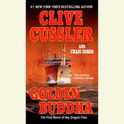 Golden Buddha Audiobook, by Clive Cussler, Craig Dirgo