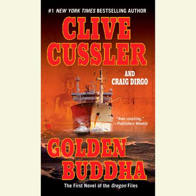 Golden Buddha Audiobook, by Clive Cussler
