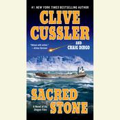 Sacred Stone Audiobook, by Clive Cussler, Craig Dirgo
