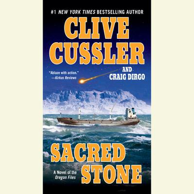 Sacred Stone Audiobook, by Clive Cussler