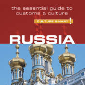 Culture Smart! Russia Audiobook, by Anna King