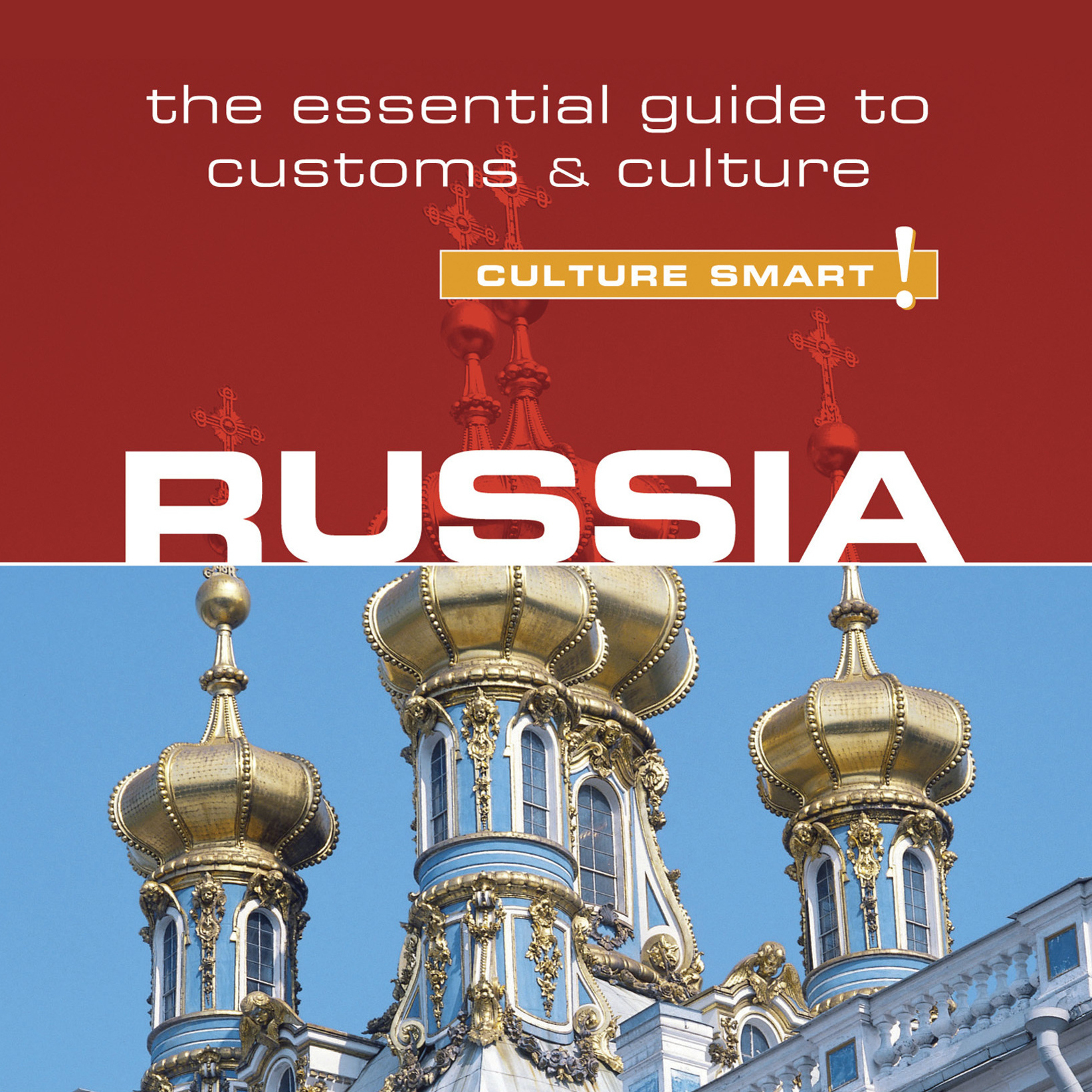 Printable Culture Smart! Russia Audiobook Cover Art