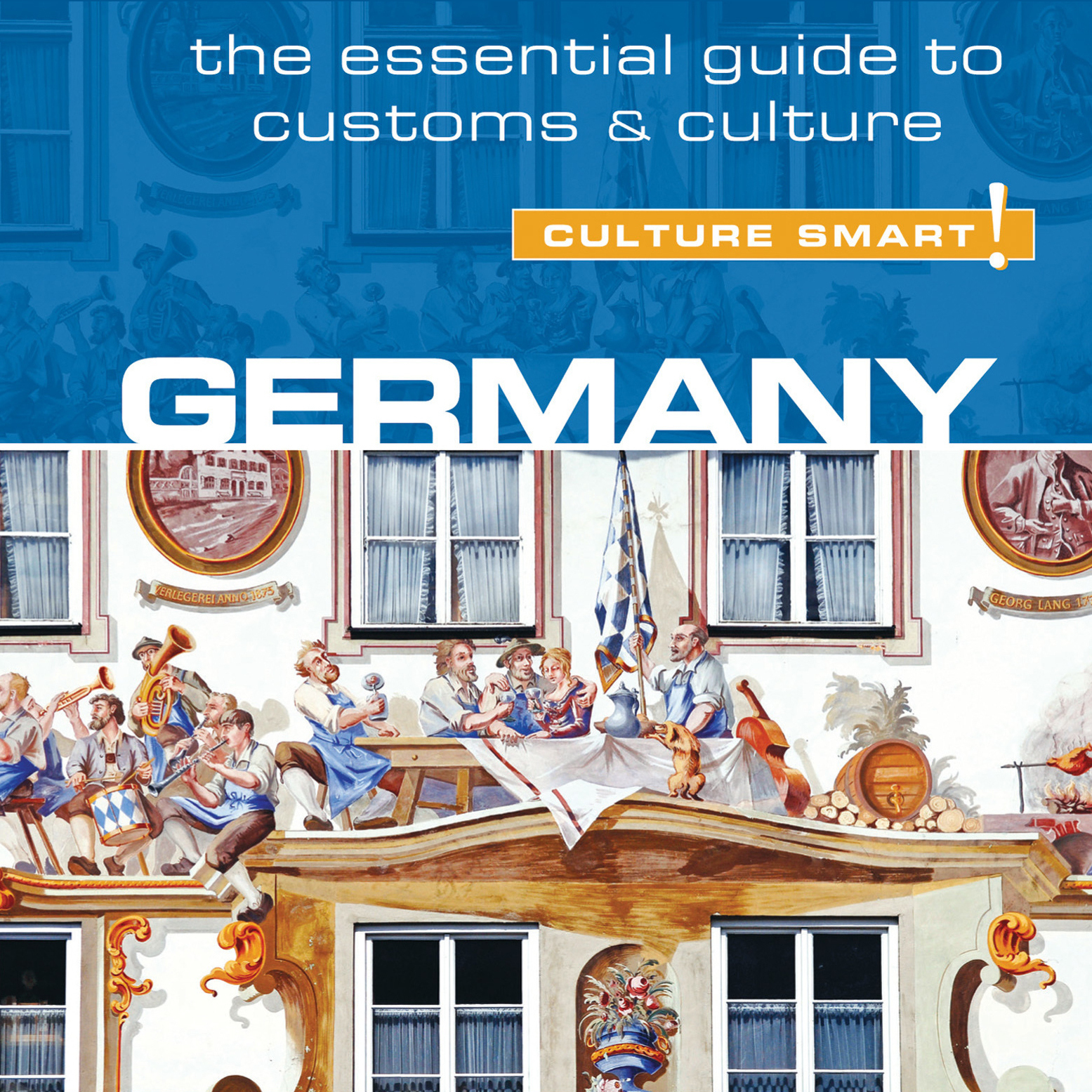Printable Culture Smart! Germany Audiobook Cover Art