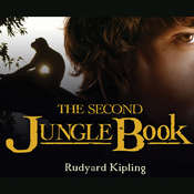 The Second Jungle Book Audiobook, by Rudyard Kipling