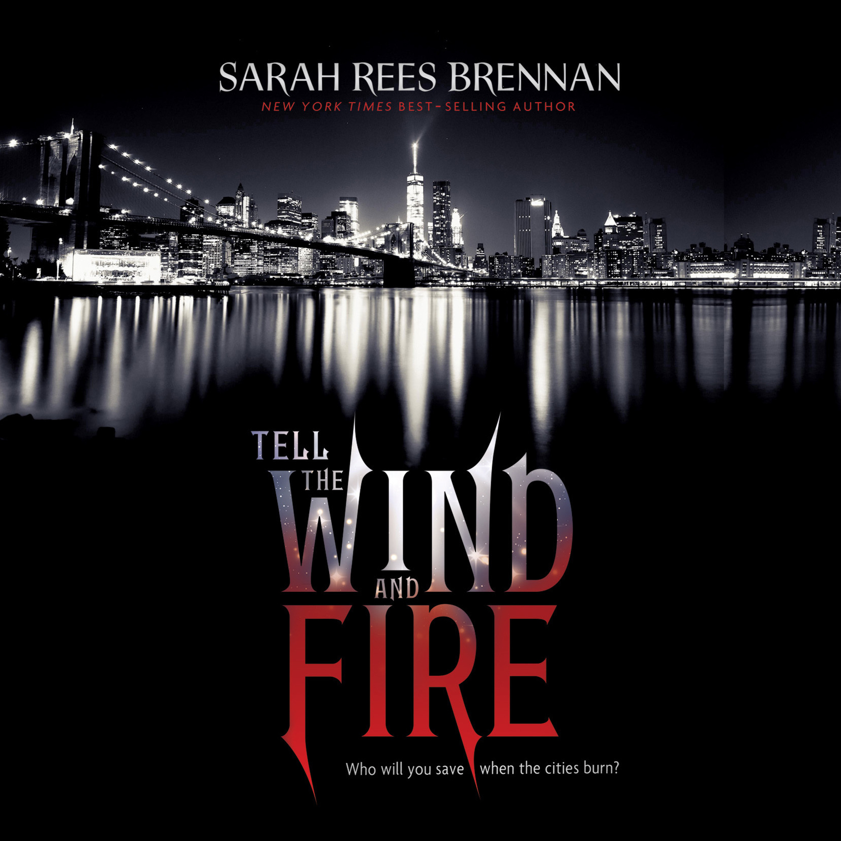 Printable Tell the Wind and Fire Audiobook Cover Art