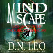 Mindscape Two: Lone Castle & Doubled Bishops Audiobook, by D.N. Leo