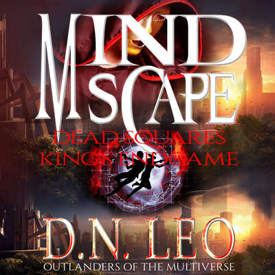 Mindscape Three - Dead Squares and Kings Endgame Audiobook, by D.N. Leo