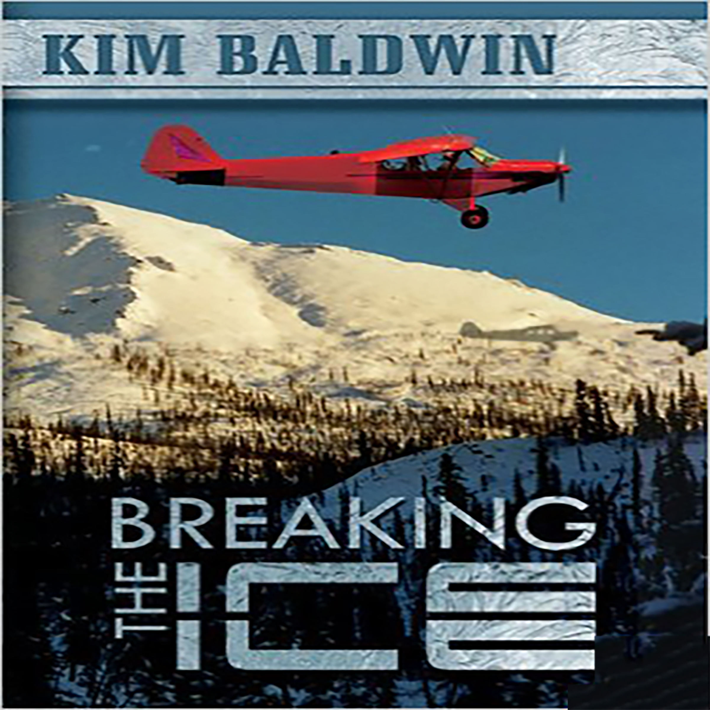 Printable Breaking The Ice Audiobook Cover Art
