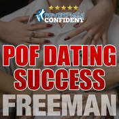 POF Dating Success: How to Stand out on Plenty of Fish Audiobook, by PUA Freeman