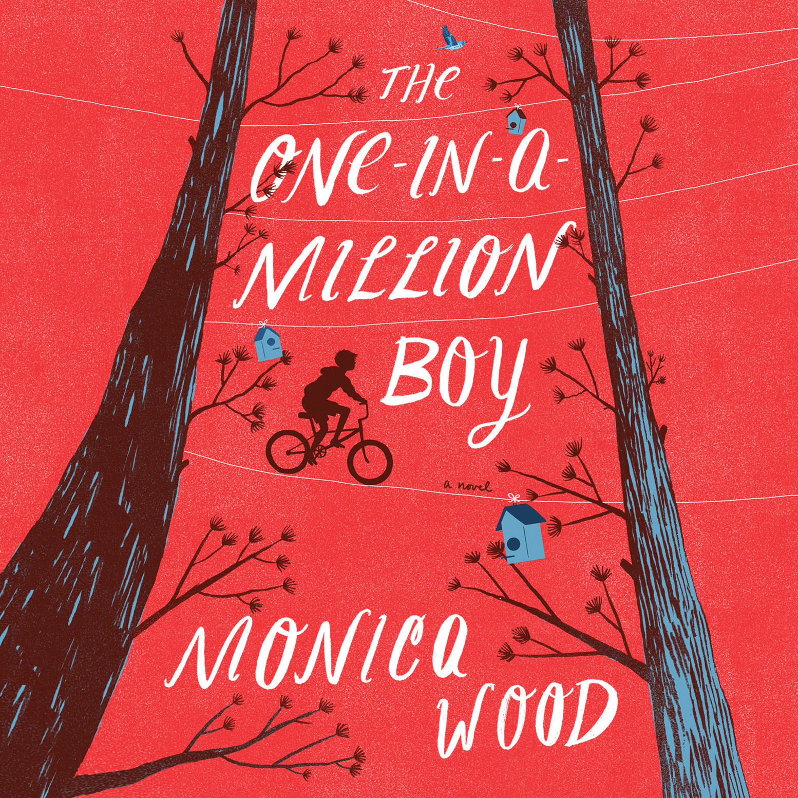 Printable The One-in-a-Million Boy Audiobook Cover Art