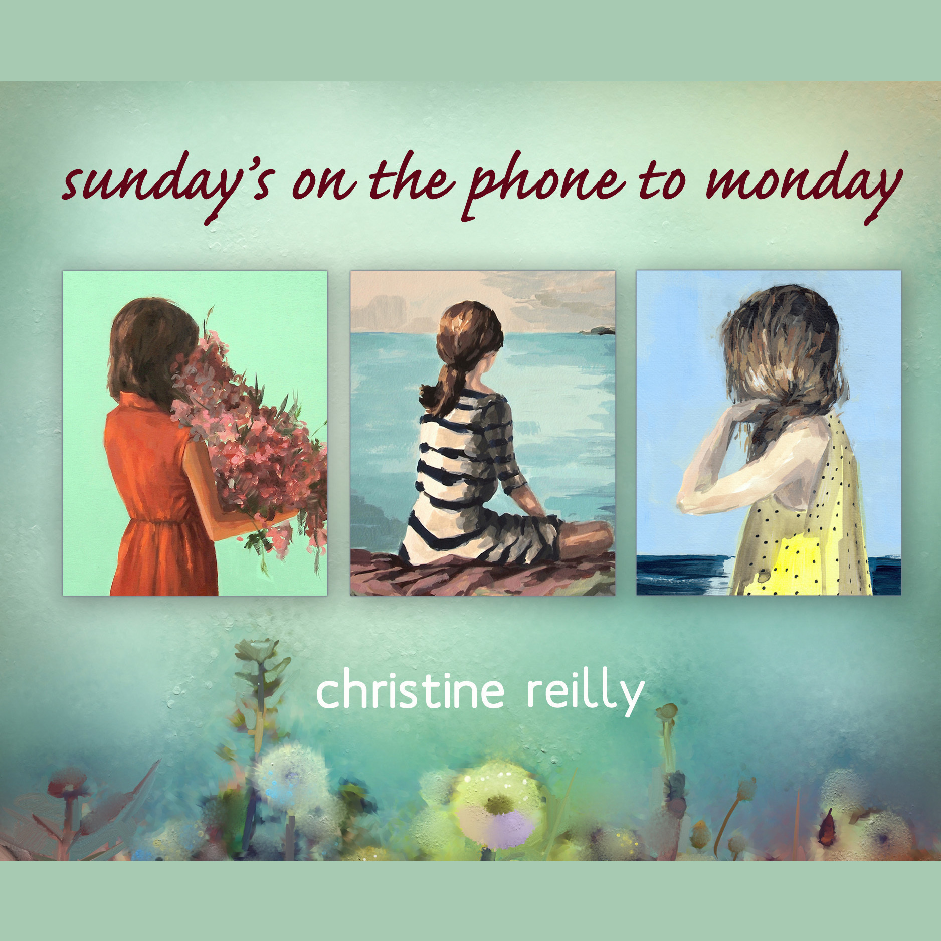 Printable Sunday's on the Phone to Monday Audiobook Cover Art
