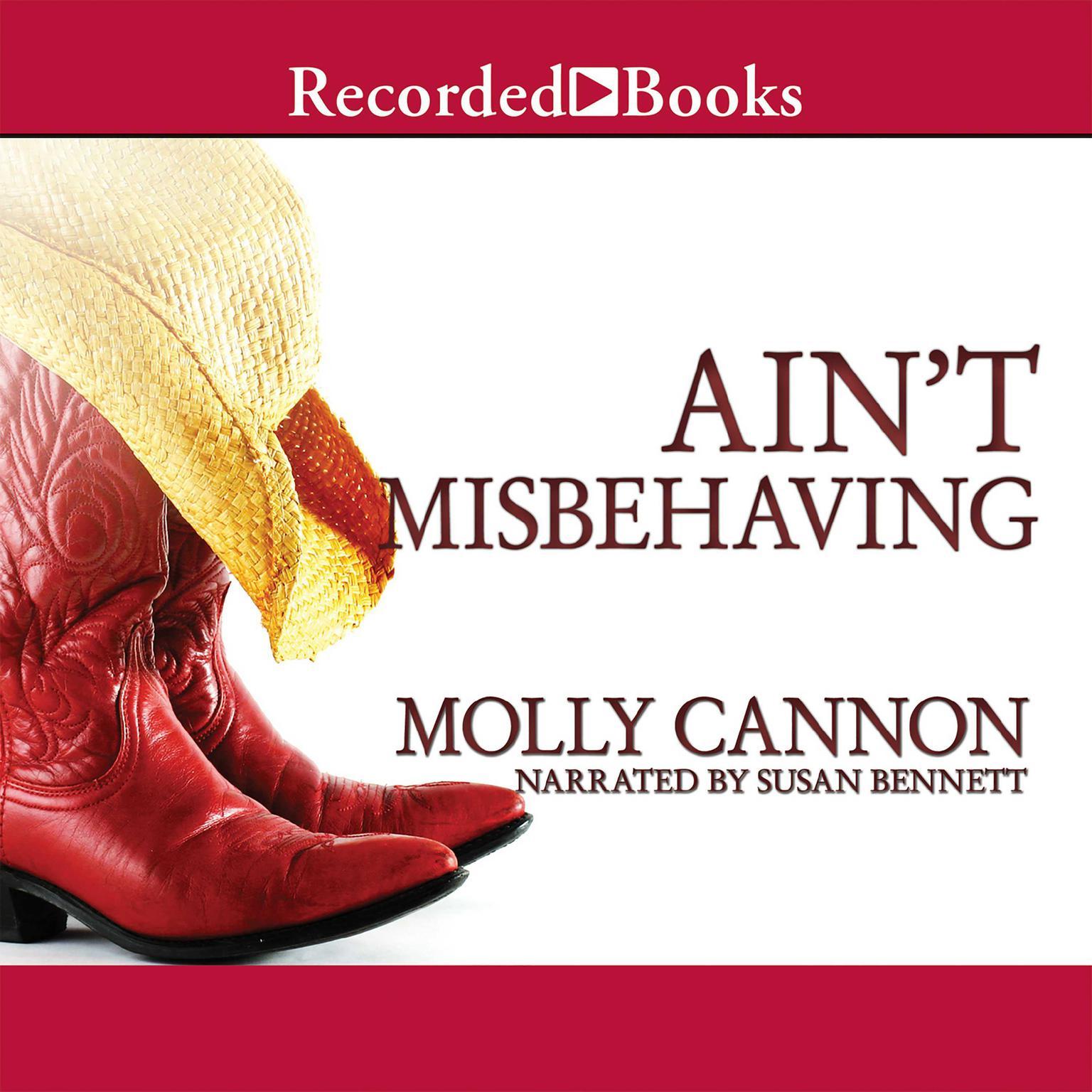 Printable Ain't Misbehaving Audiobook Cover Art