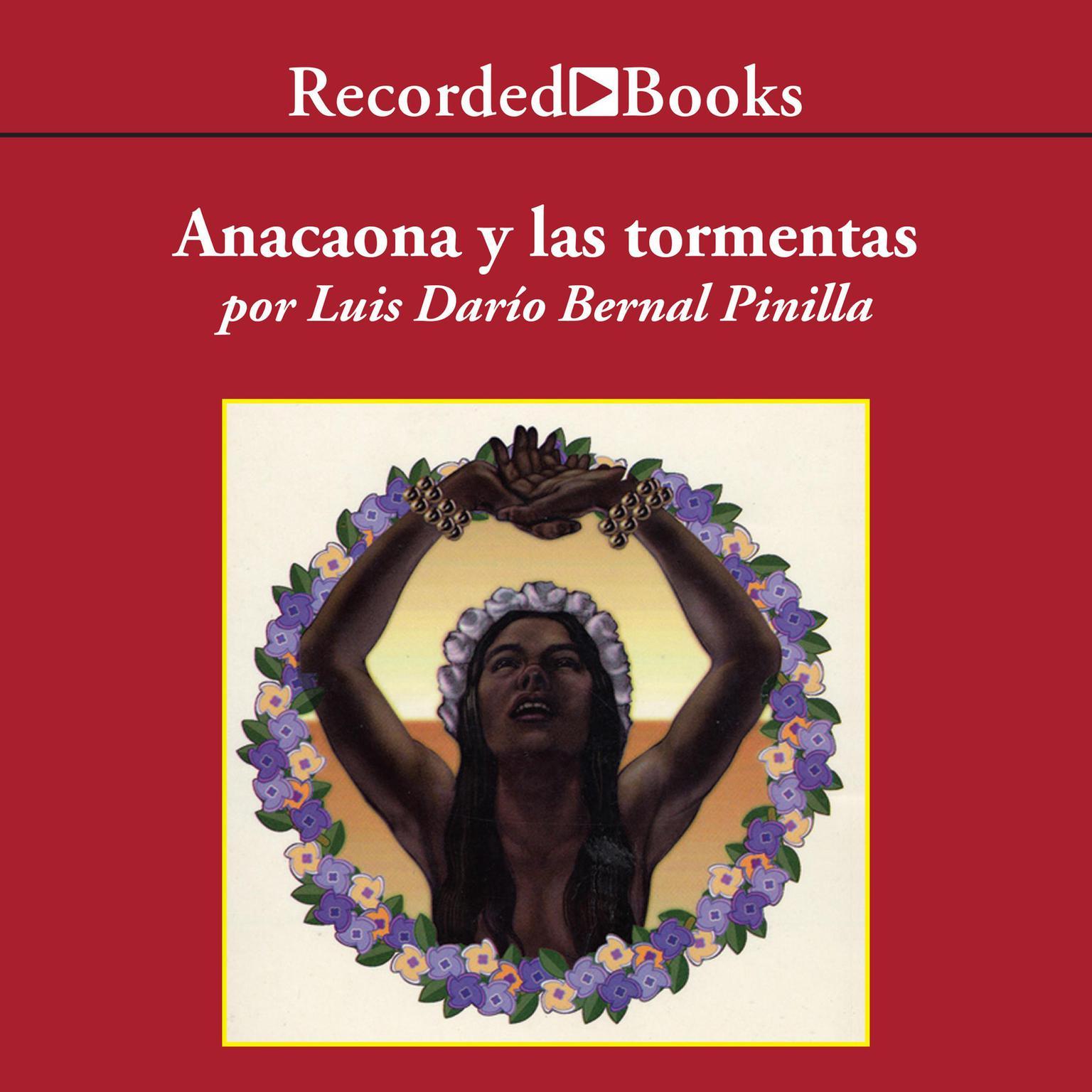 Printable Anacaona y Las Tormentas Audiobook Cover Art