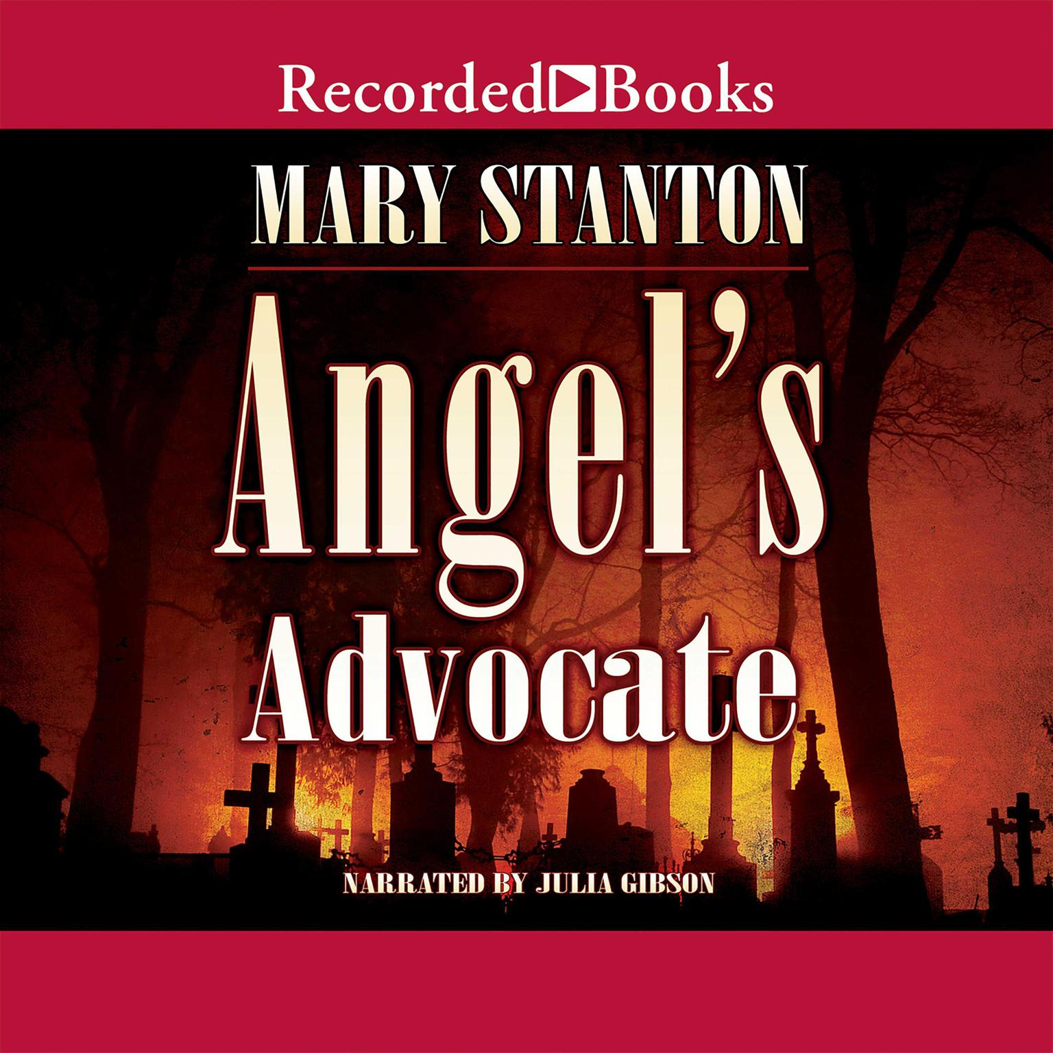 Printable Angel's Advocate Audiobook Cover Art