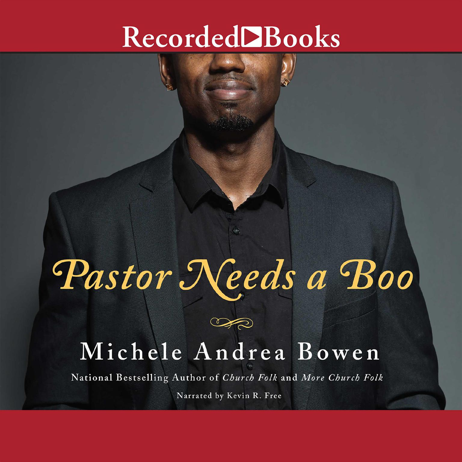 Printable Pastor Needs a Boo Audiobook Cover Art