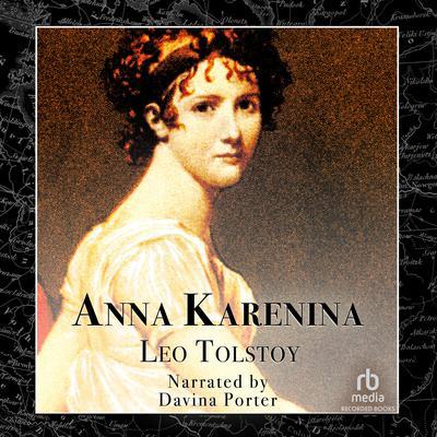 Anna Karenina Audiobook, by