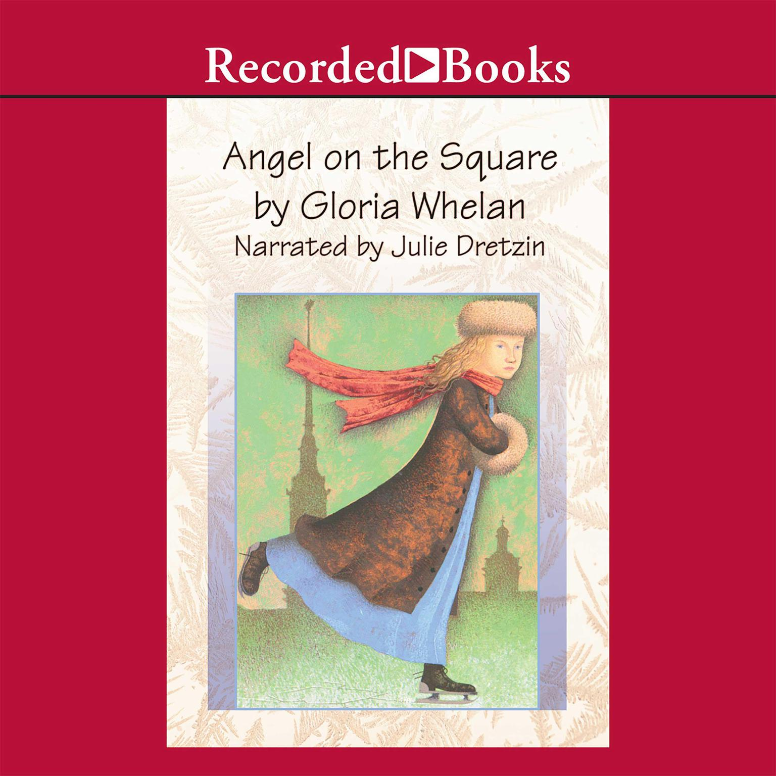 Printable Angel on the Square Audiobook Cover Art