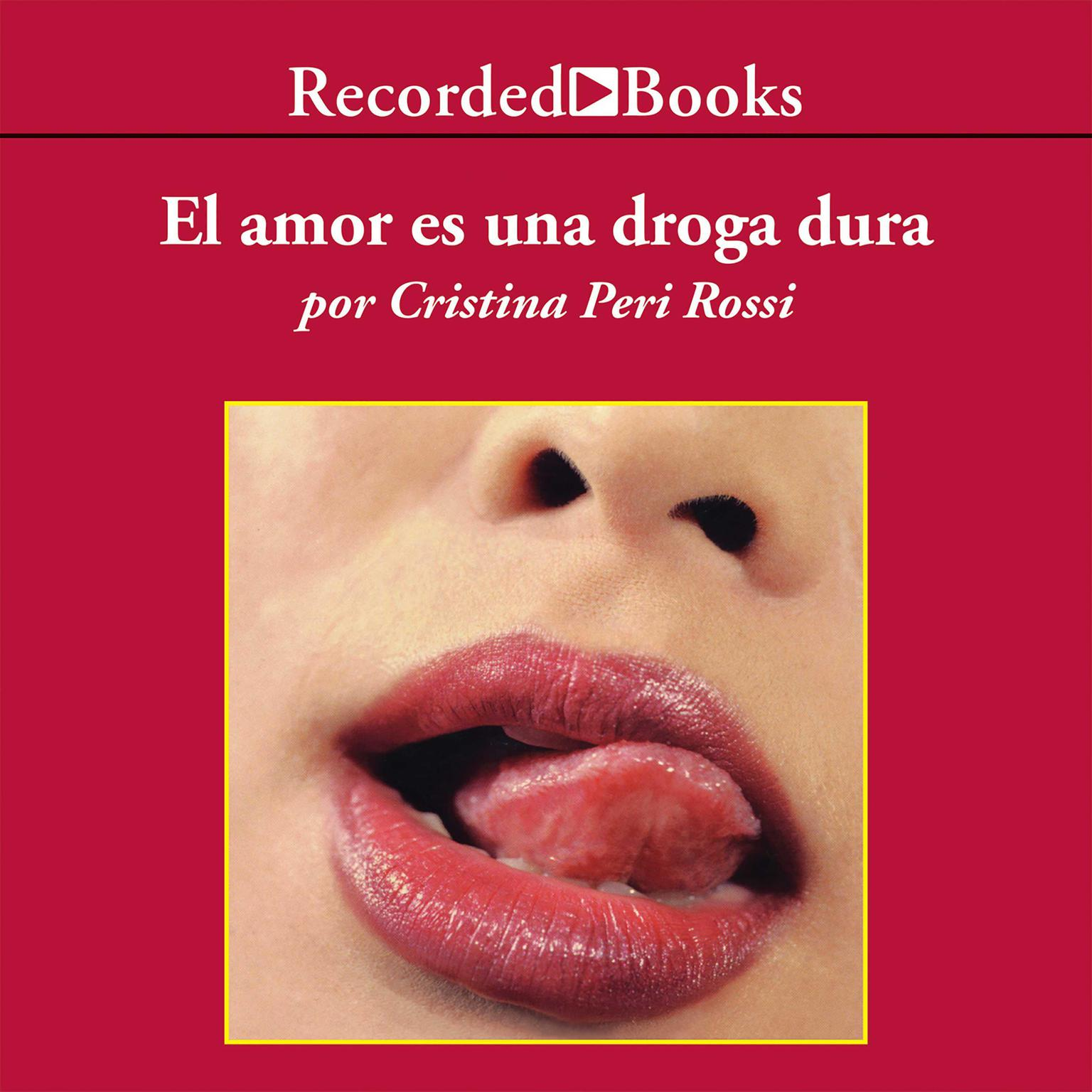 Printable amor es una droga dura, El Audiobook Cover Art