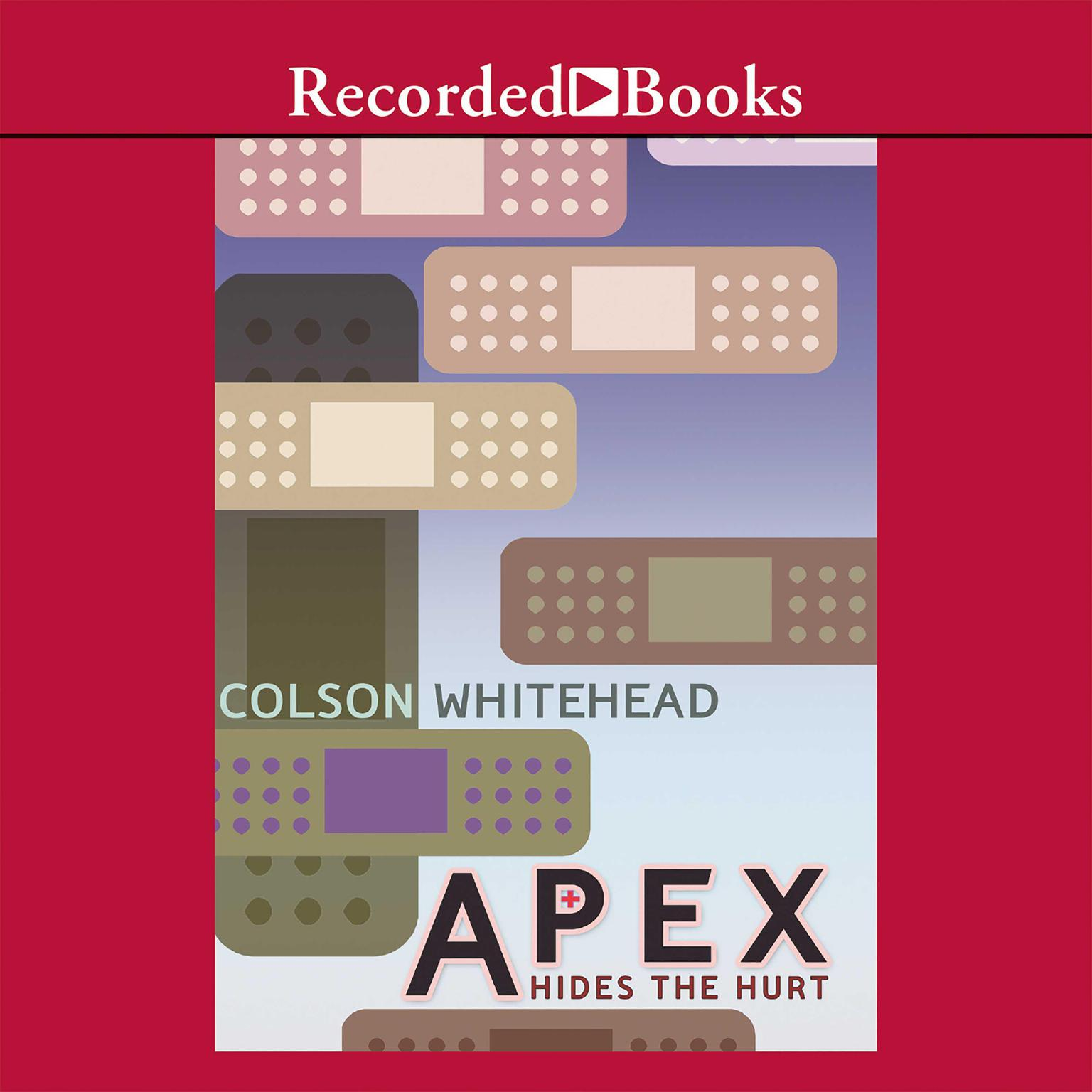 Printable Apex Hides the Hurt Audiobook Cover Art