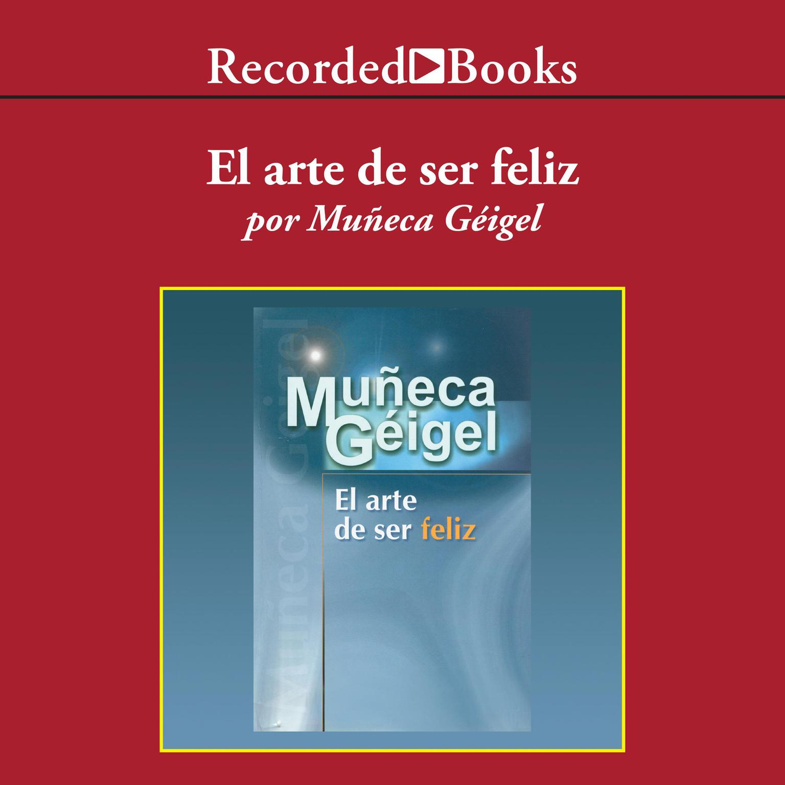 Printable arte de ser feliz, El Audiobook Cover Art
