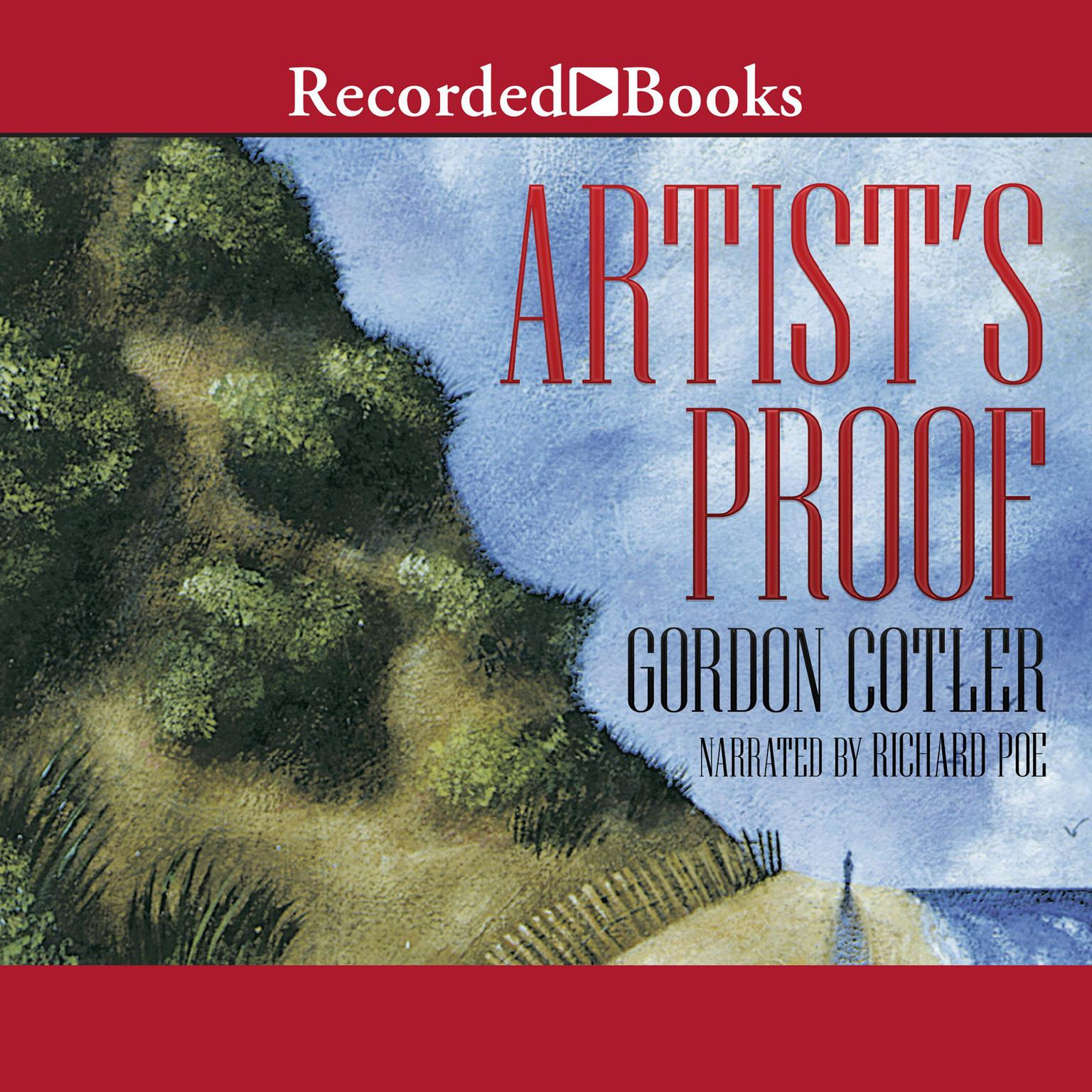 Printable Artist's Proof Audiobook Cover Art